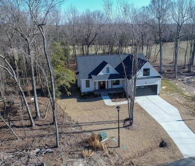 Johnston County Single Family Home For Sale: 107 Ada Circle