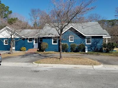 Goldsboro Single Family Home For Sale: 509 N Andrews