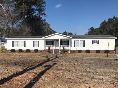 La Grange Manufactured Home For Sale: 841 Parkstown Rd