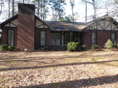 Goldsboro Single Family Home For Sale: 103 Mimosa Park Drive