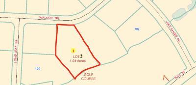 Goldsboro Residential Lots & Land For Sale: 102 Walnut Trail