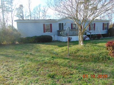 Goldsboro Manufactured Home For Sale: 236 Miller St