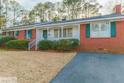 Goldsboro Single Family Home For Sale: 1103 S Andrews Ave