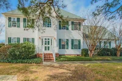Goldsboro Single Family Home For Sale: 103 Lake Ridge