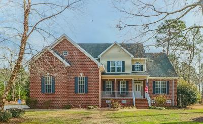 Goldsboro Single Family Home For Sale: 102 Sevendales Dr.