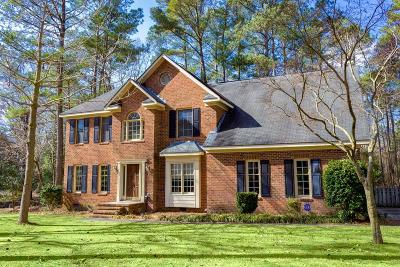Goldsboro Single Family Home For Sale: 203 Breezewood Dr