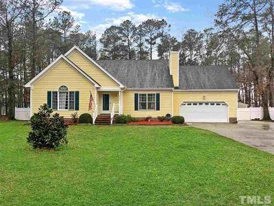 Goldsboro Single Family Home For Sale: 410 Earl Drive