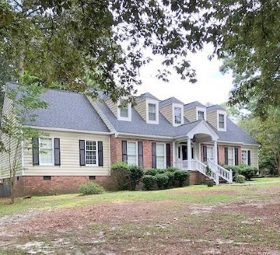 Goldsboro Single Family Home For Sale: 506 Mill Rd