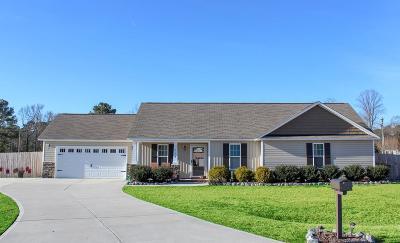 La Grange Single Family Home For Sale: 110 Golden Willow Dr.