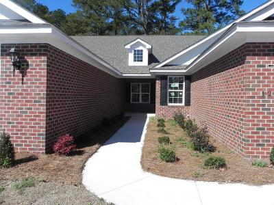Goldsboro Single Family Home For Sale: 124 Chafin Place