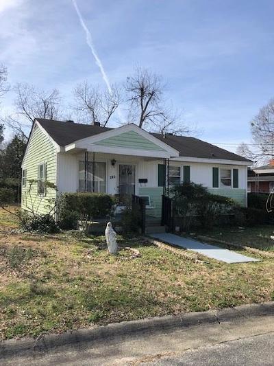 Goldsboro Single Family Home For Sale: 426 Odell Street