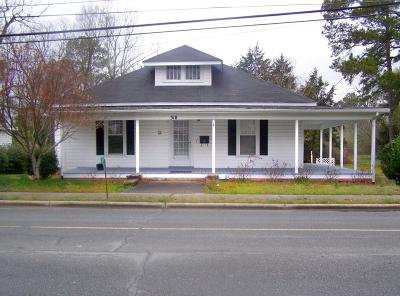 La Grange Single Family Home For Sale: 310 South Caswell St.