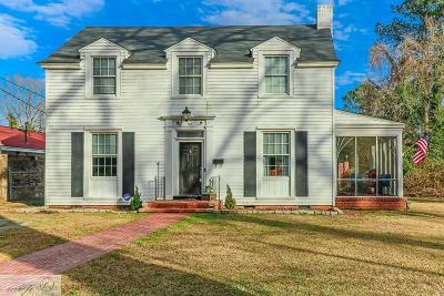 Goldsboro Single Family Home For Sale: 110 N. Leslie