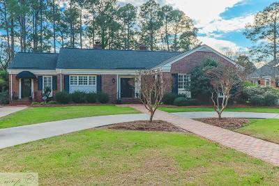 Goldsboro Single Family Home For Sale: 1604 E Walnut St