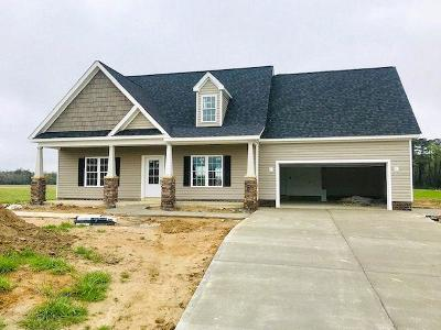 Wayne County Single Family Home For Sale: 302 North Landing Dr
