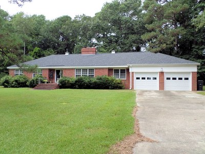 Goldsboro Single Family Home For Sale: 101 Armstrong Dr