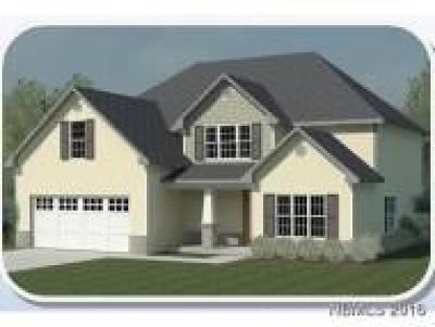 Goldsboro Single Family Home For Sale: 108 Tiburon