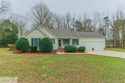 Goldsboro Single Family Home For Sale: 104 Angel Pl