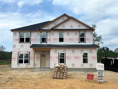 Goldsboro Single Family Home For Sale: 109 Tiburon Ct