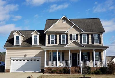 Princeton Single Family Home For Sale: 102 Minnie Court