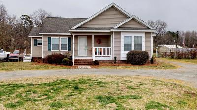 Pikeville Single Family Home For Sale: 2688 N Nc Hwy 581