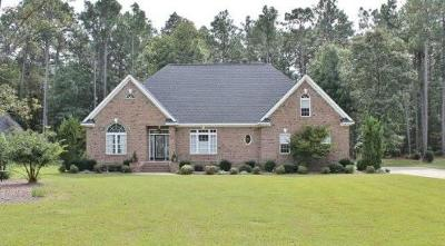 Goldsboro Single Family Home For Sale: 120 Leafwood
