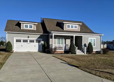 Goldsboro Single Family Home For Sale: 106 Timber Lake Dr