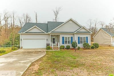 Pikeville Single Family Home For Sale: 220 Starcrest Drive