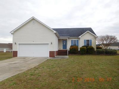 Goldsboro Single Family Home For Sale: 128 Heron Drive