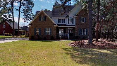 Goldsboro Single Family Home For Sale: 110 Sevendales Dr