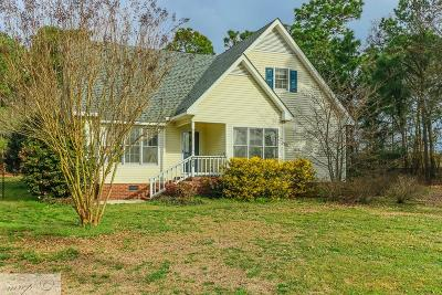 Goldsboro Single Family Home For Sale: 246 Ole Vineyard Road