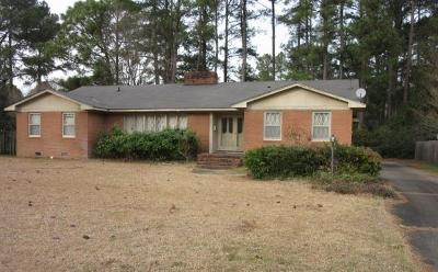 Goldsboro Single Family Home For Sale: 1811 E Pine St