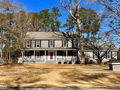 Goldsboro Single Family Home For Sale: 906 Jay Ryan Road