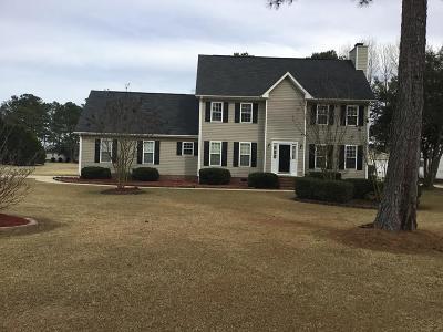 Wayne County Single Family Home For Sale: 201 Lane Tree Dr.