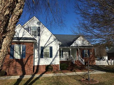 Goldsboro Single Family Home For Sale: 203 Acreview Drive