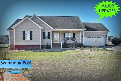 Princeton Single Family Home For Sale: 3725 Pikeville-Princeton Rd.