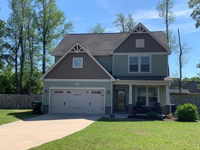 Goldsboro Single Family Home For Sale: 107 E Berkshire