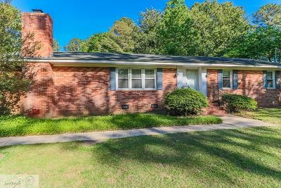 Goldsboro Single Family Home For Sale: 112 White Oak Rd