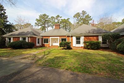 Goldsboro Single Family Home For Sale: 301 Walnut Creek Drive