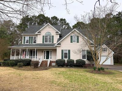 Goldsboro Single Family Home For Sale: 106 Hyacinth Rd