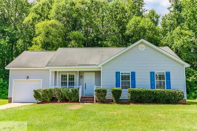 Goldsboro Single Family Home For Sale: 522 Twin Creeks Drive