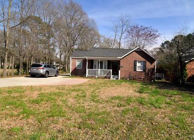 Goldsboro Single Family Home For Sale: 604 S Andrews Avenue