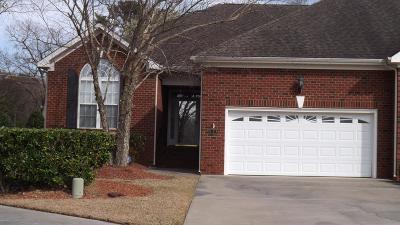 Goldsboro Single Family Home For Sale: 104 Essex Court