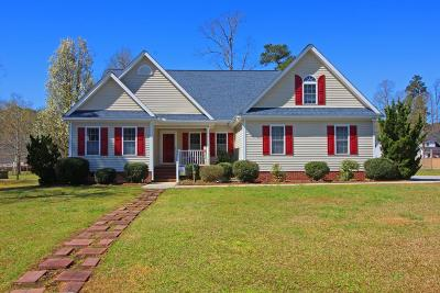 Goldsboro Single Family Home For Sale: 129 Adler Ln