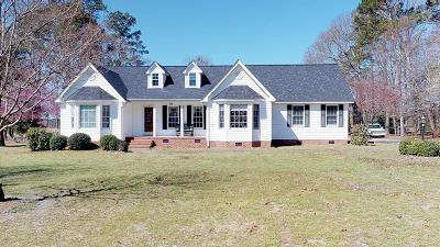 Goldsboro Single Family Home For Sale: 625 Deer Acres Dr