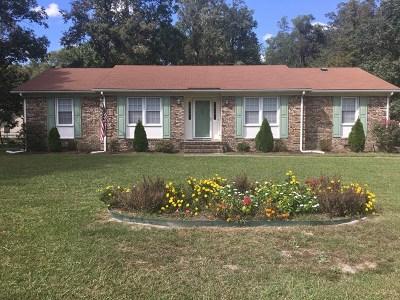 Goldsboro Single Family Home For Sale: 305 Spring Creek Road