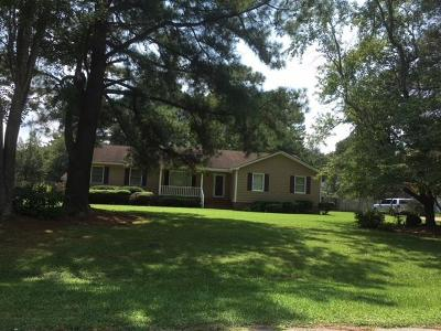 Goldsboro Single Family Home For Sale: 112 Courtney Rd.