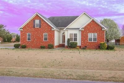 Goldsboro Single Family Home For Sale: 104 Morgan Trace Lane