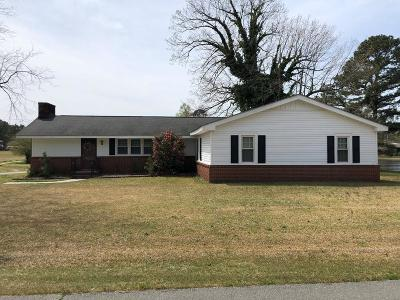 Princeton Single Family Home For Sale: 4744 Us 70a Highway