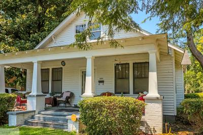 Goldsboro Single Family Home For Sale: 401 S Oleander